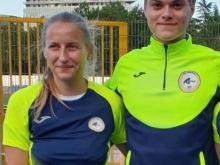 Maj in Natalija uspešna na kvalifikacijah za državno prvenstvo