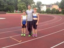 Maribor, U-12 in U-14; 22.6.2014