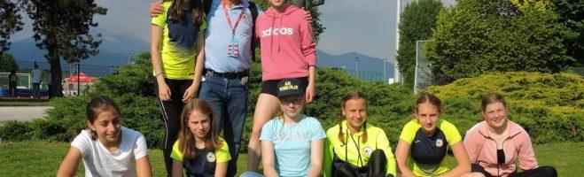27. atletski miting memorial Vučko
