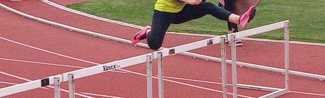 Natalija Pavlinjek uspešna v Grazu z novim osebnim rekordom na 100 m z ovirami