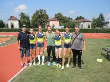 Atleti uspešni na mitingu v Varaždinu