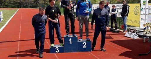 Dejan Preindl do drugega mesta na Ormoškem maratonu!